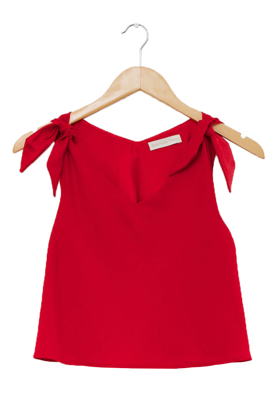 Oak Top · Red | Oak Two-Piece