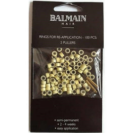 Balmain Rings For Soft Ring Application Beige