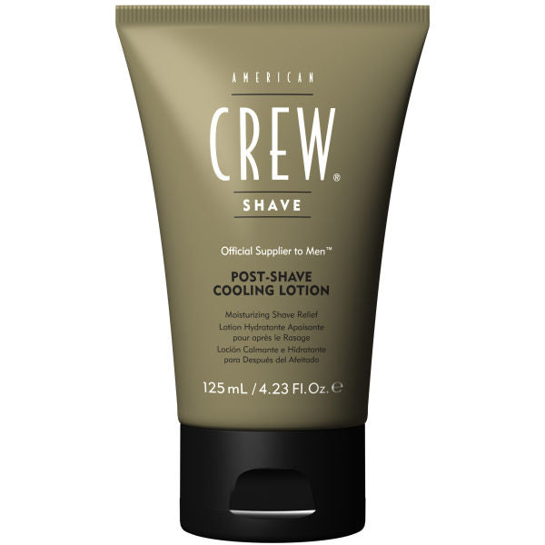 American Crew Shave Post Cooling Lotion 125ml