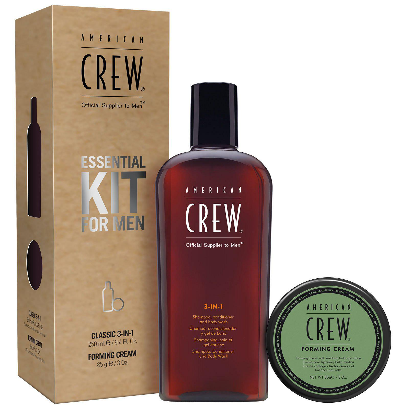 American Crew Essential Kit F Cream
