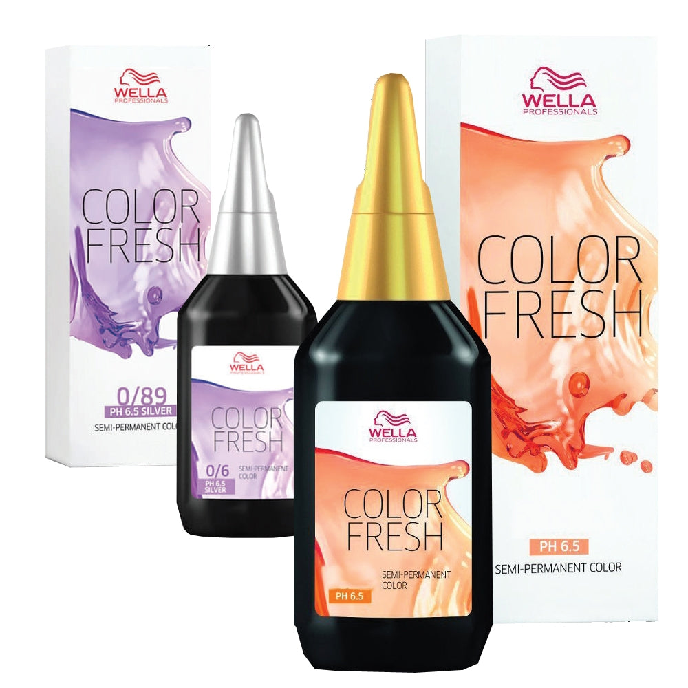 Wella Semi-Permanent Colour Fresh 75ml