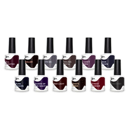 2AM London Go Dark On Me Gel Polish Collection 7.5ml