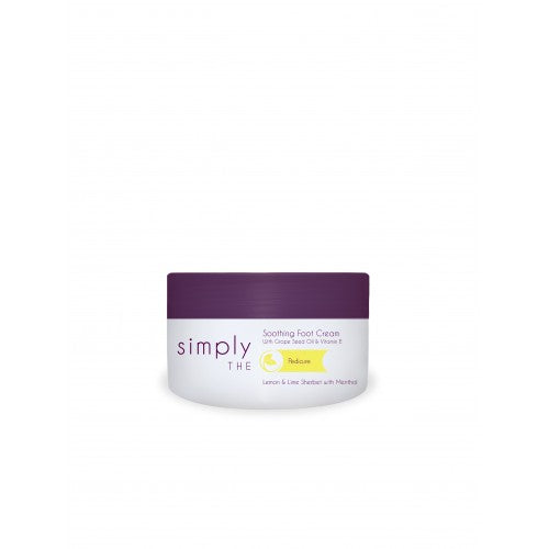 Simply Soothing Foot Cream 140ml