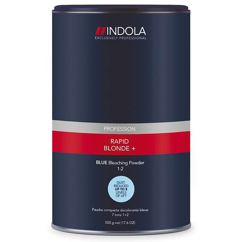 Indola Rapid Blonde Bleach Dust Free Compact Blue 450g