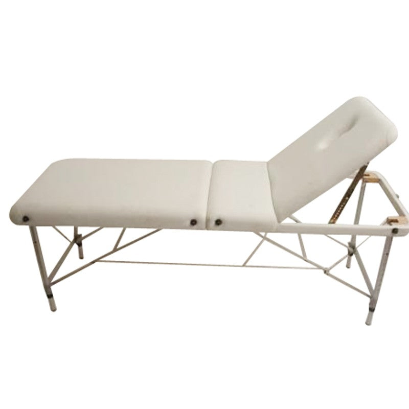 REM Airlite Portable Couch With Carry Case - White