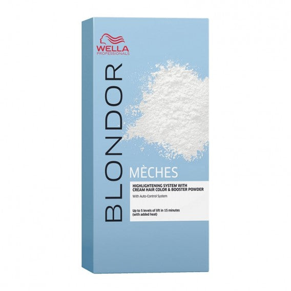 Wella Blondor Blonding Meches Kit (1 x tube 2 x sachets)