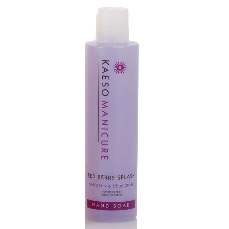 Kaeso Red Berry Splash Hand Soak 195ml