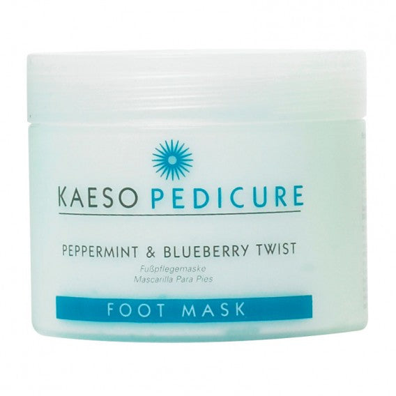 Kaeso Peppermint & Blueberry Twist Foot Mask 450ml