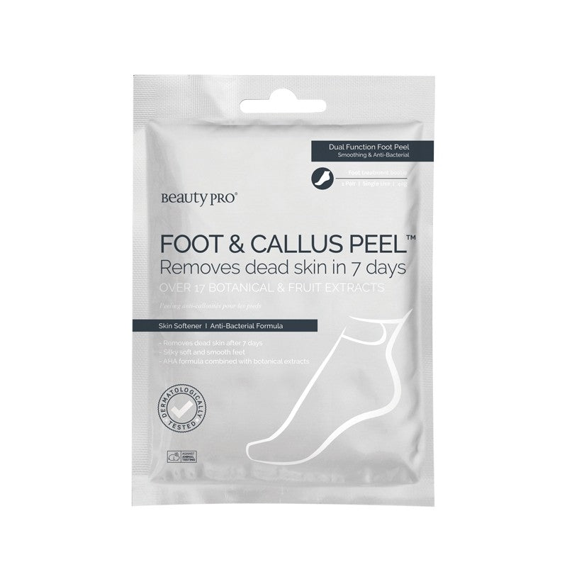 BeautyPro Foot & Callus Peel Foot Peeling Treatment  (1 Pair)