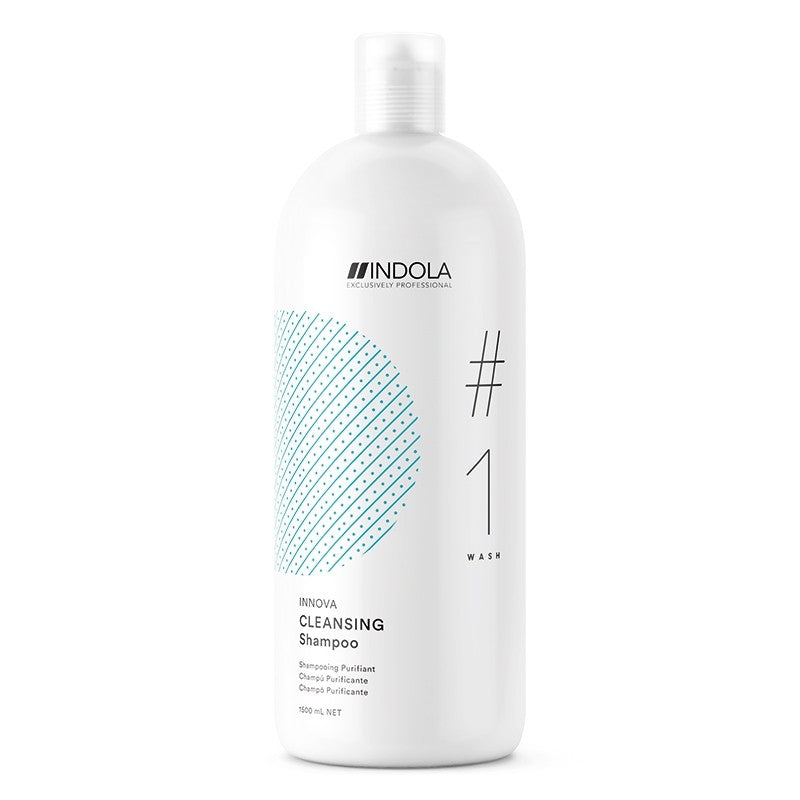Indola Cleansing Shampoo1500ml