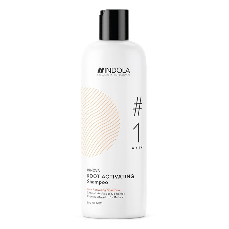 Indola Root Activating Shampoo 300ml