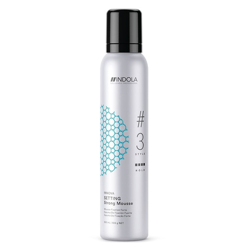 Indola Strong Mousse 300ml