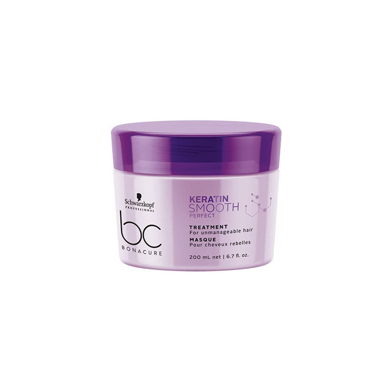 Schwarzkopf Bonacure Keratin Perfect Smooth Treatment 200ml