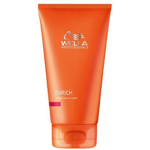 Wella Invigo Enrich Straight Leave In Cream 150ml