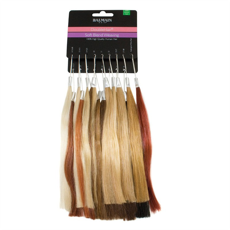 Balmain Colorring DoubleHair & Soft Blend Weave