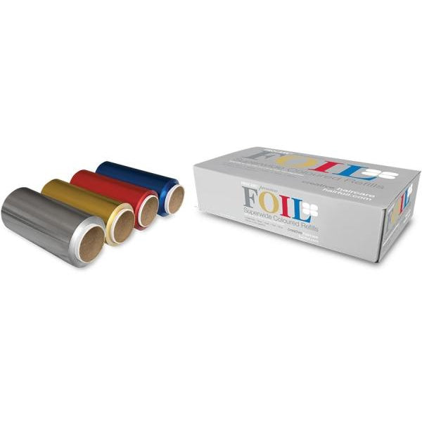 Procare Extra Wide Foil  Foil 120mm x 50m Refill Pack