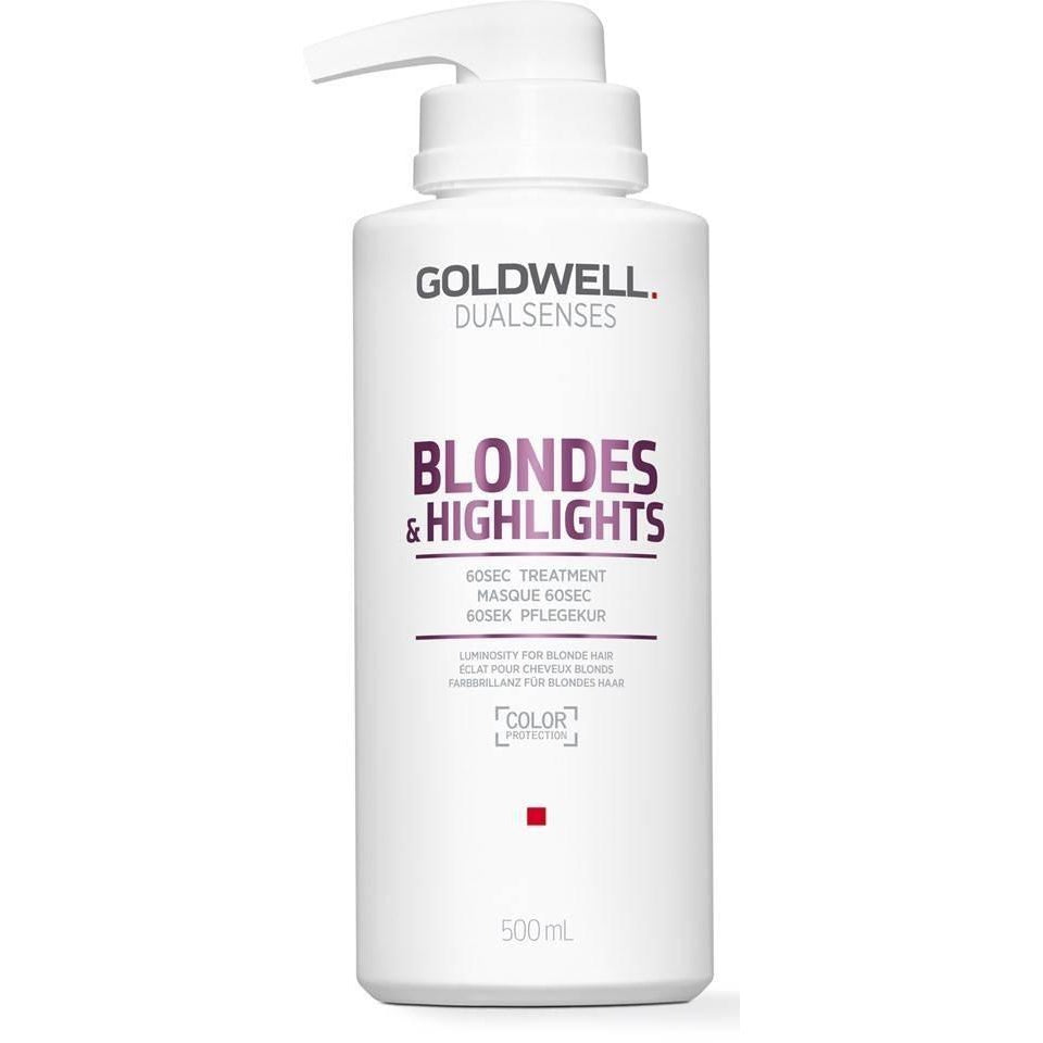 Goldwell Dualsenses Blondes & Highlights 60Sec. Treatment 500ml