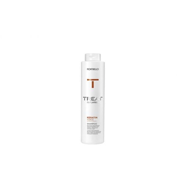 Montibello Treat Nt Keratin Force Shampoo 500ml