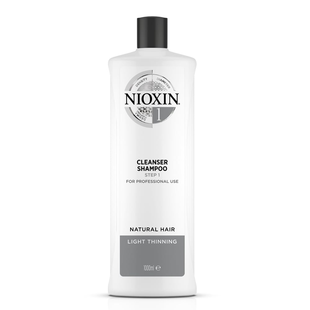 Nioxin Cleanser 1 System 1000ml
