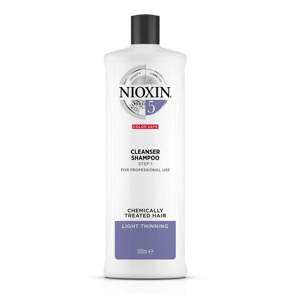 Nioxin Cleanser 5 System 1000ml