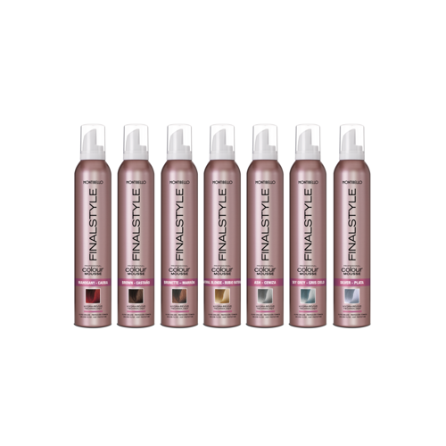 Montibello Finalstyle Colour Mousse Mahogany 320ml
