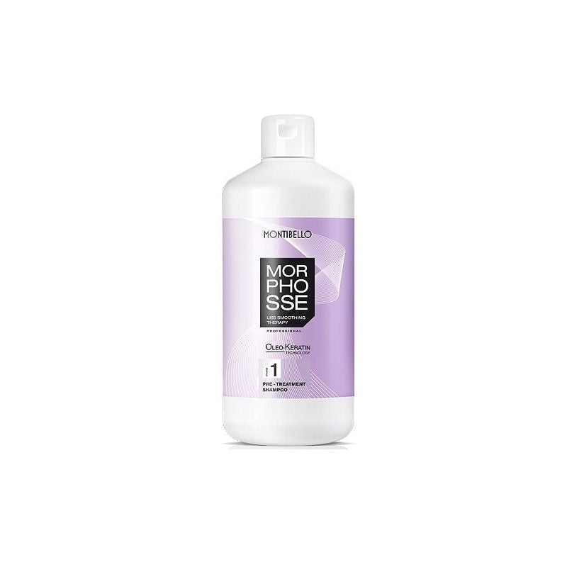Montibello Morphosse Pre Treatment Shampoo 500ml