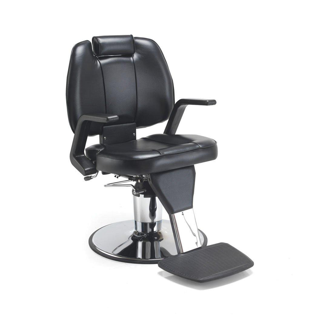 REM Statesman Barbers Chair - Black Only - Styling Chair