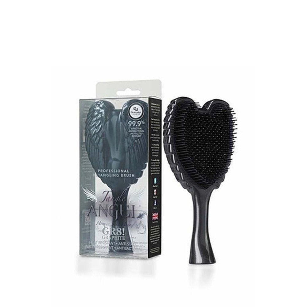 Tangle Angel Detangling Brush - GR8 Graphite