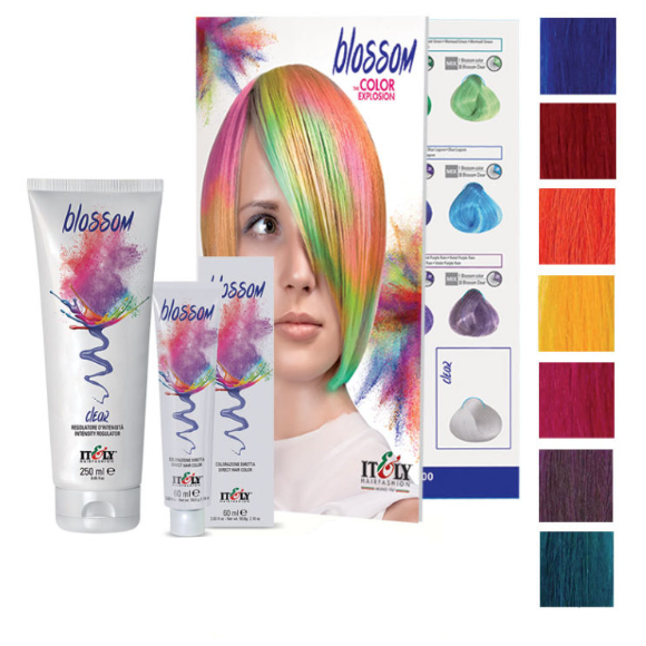 Blossom Semi-Permanent Direct Colour Intro Kit