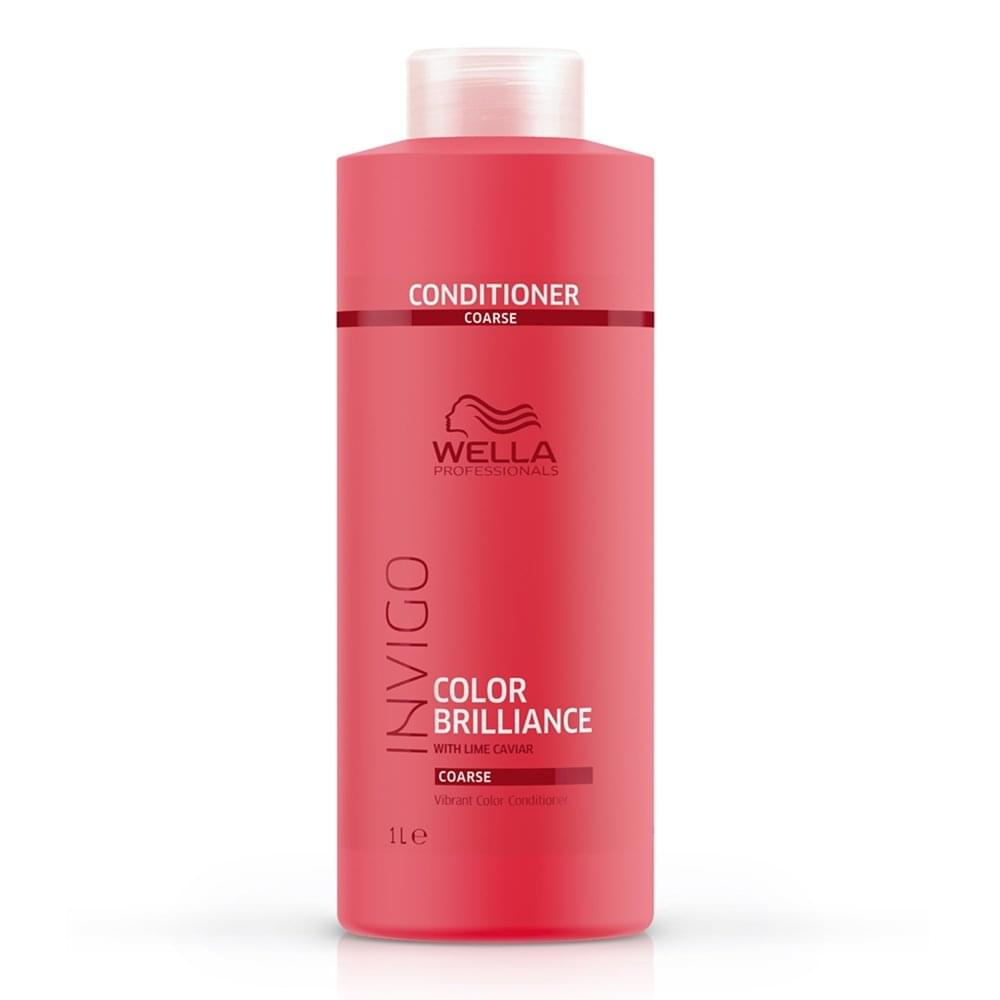 Wella Invigo Brilliance Conditioner Coarse 1000ml