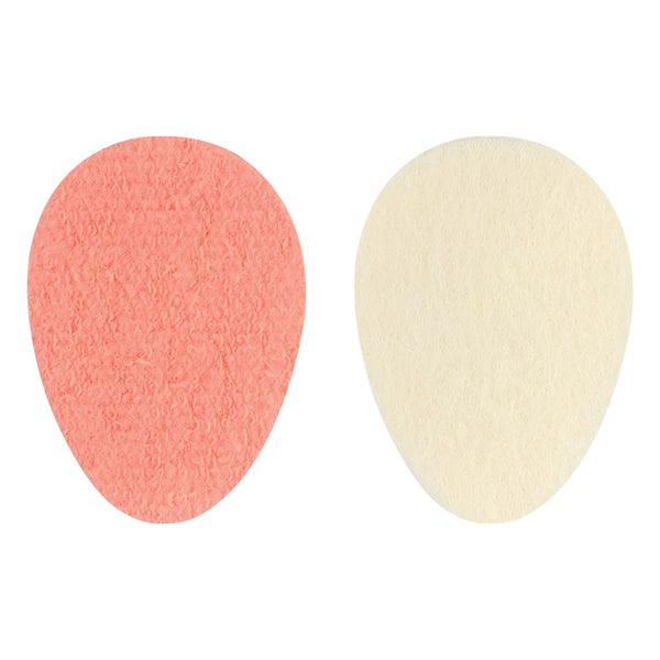 Transverse Arch Pads (White and Pink)