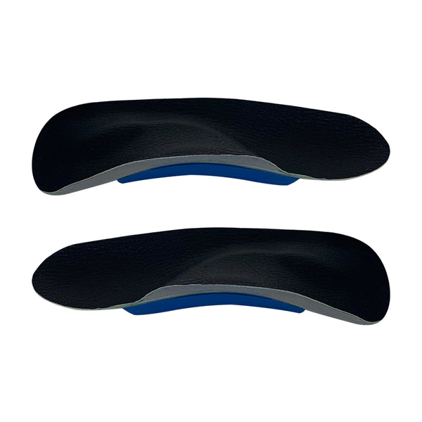 Tri Step Corrective Medium Arch (Black)