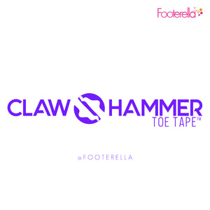 Claw and Hammer Toe Tape