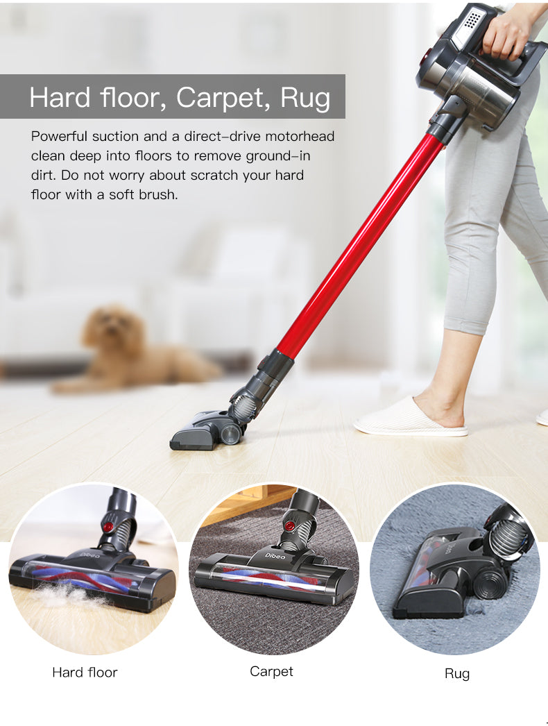 Wireless Stick Vacuum Cleaner