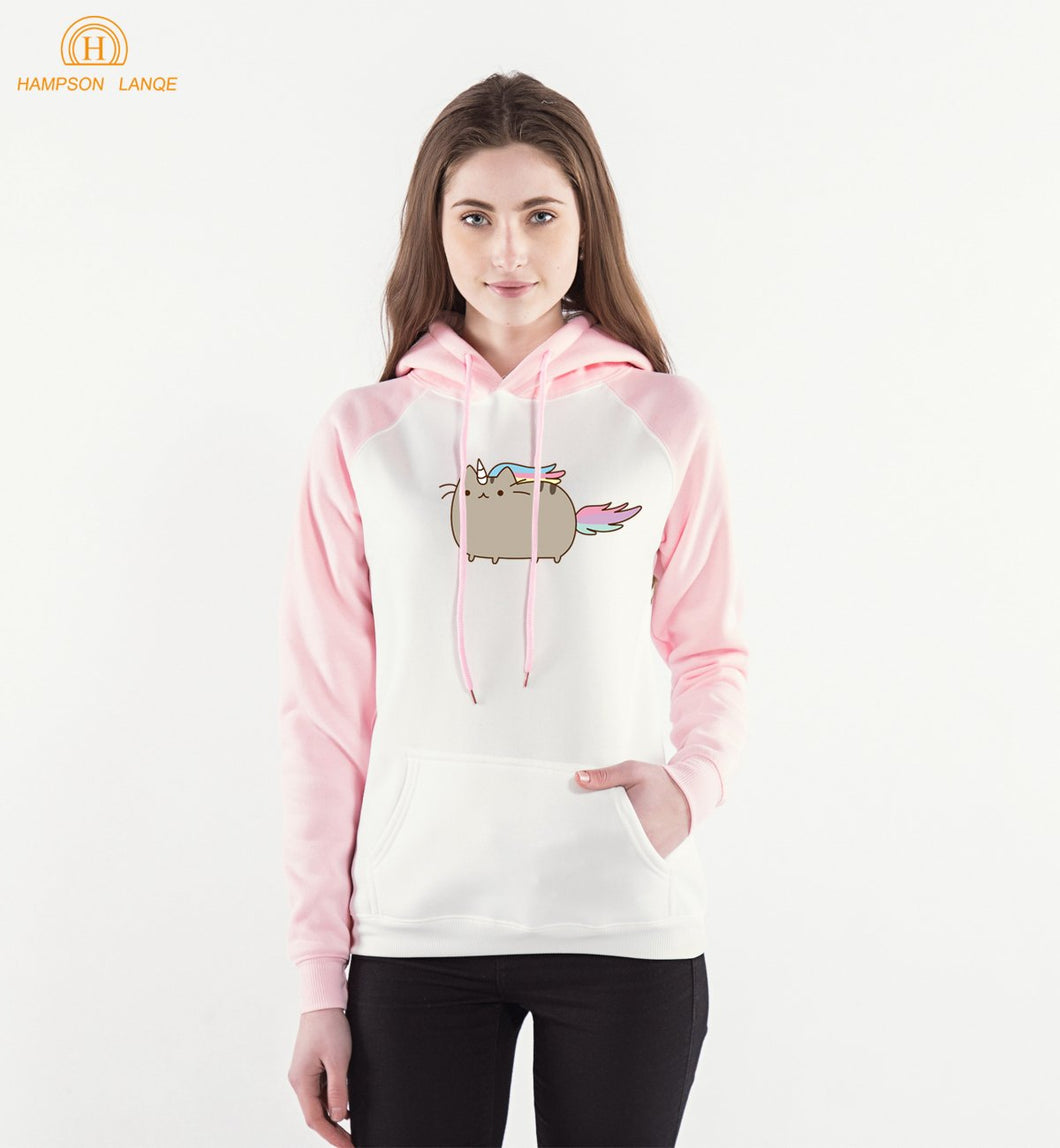 Women's New Style Wifey Colourful  Hoodie