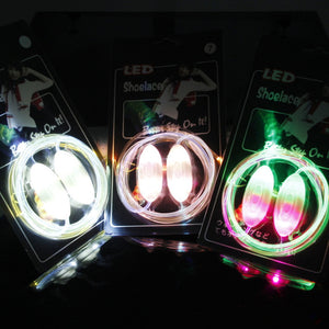 Unique Fashion LED Shoelaces