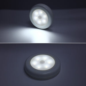 LED Night Light Magnetic Wireless Detector