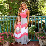 Latest Fashion Mommy and Me Dress