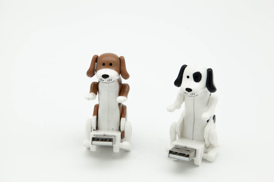 New Mini Funny Cute Humping Dog USB Toy