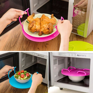 Multifunction Double Insulated Heating Tray