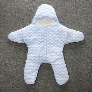 Baby Sleeping Bag In Super Unique Shape