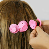 Women's Silicone Roller Hairstyle Tool