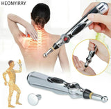 Electronic Acupuncture Laser Pen