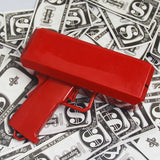 Super Fun For Christmas Party Money Gun Toy