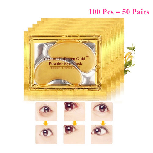 Crystal Collagen Anti Ageing Eye Mask