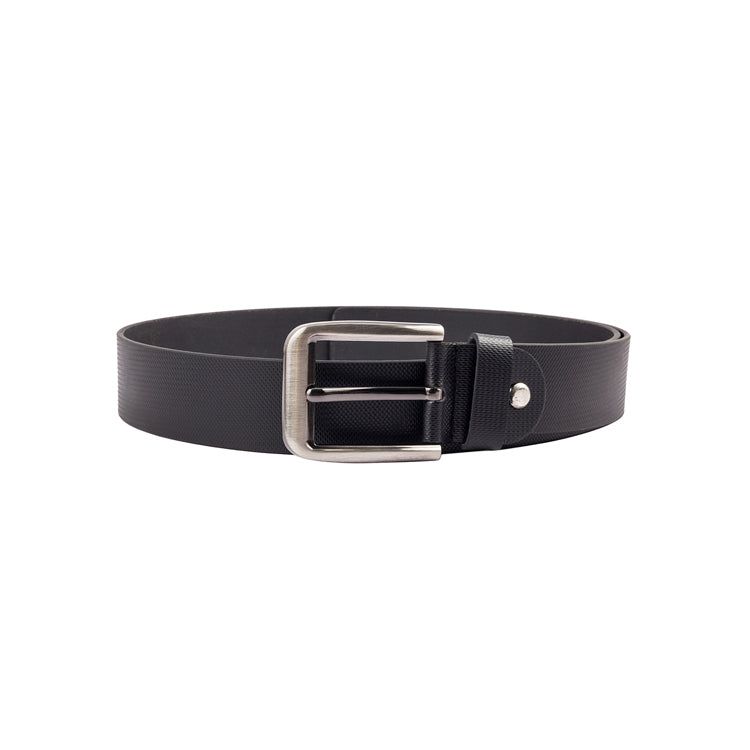Genuine Leather Semi Formal Belt - Black ; Brown