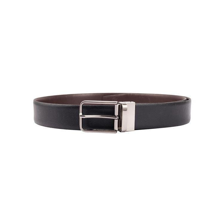 Genuine Leather Formal Belt - Black & Brown