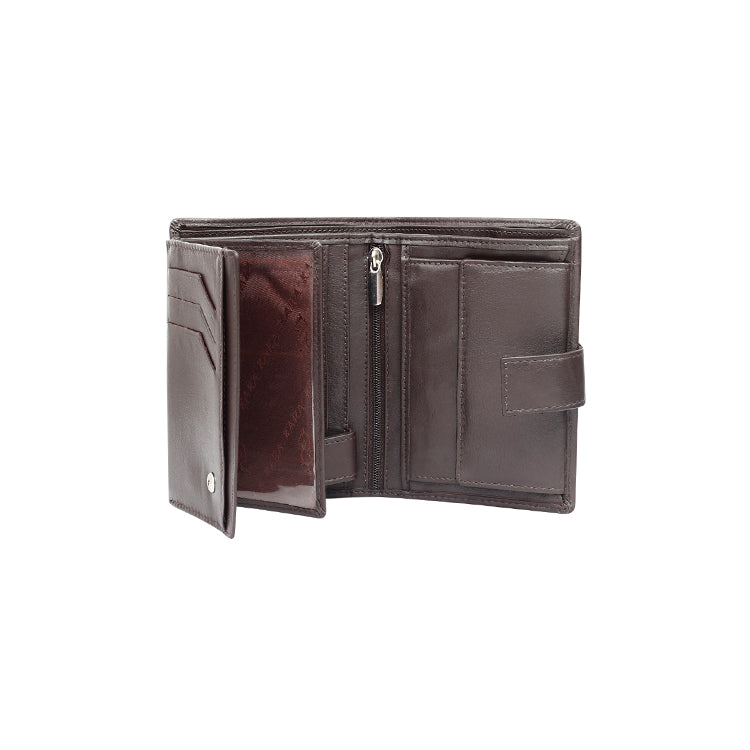 Leather Wallet For Men - Black ; Brown ; Tan