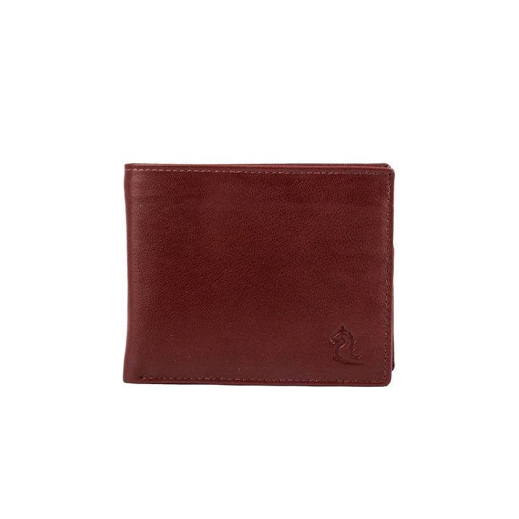 Genuine Leather Wallet - Black ; Brown ; Tan