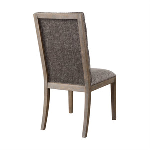 Amoria armless chair Set of Two